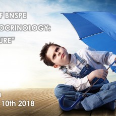 """PEDIATRIC ENDOCRINOLOGY: FACING THE FUTURE"""