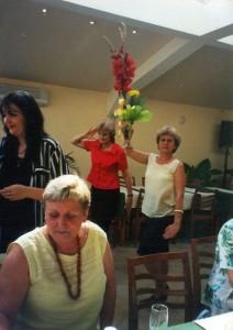 50 год рожден ден на Теменужка Бабулина 2005