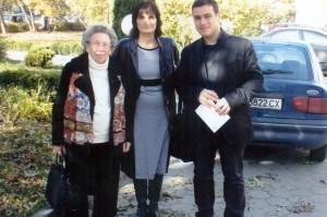 След първата пресконференция за инс помпи и откриване на центъра за обучение в лаб Ноневи2008
