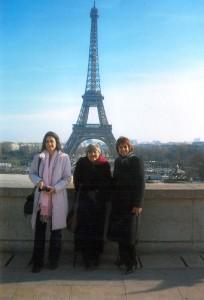 Среща на изследователите Париж 30,01,2007