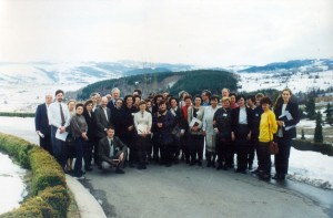 Зимно училище на ESPE Бистрица 1998